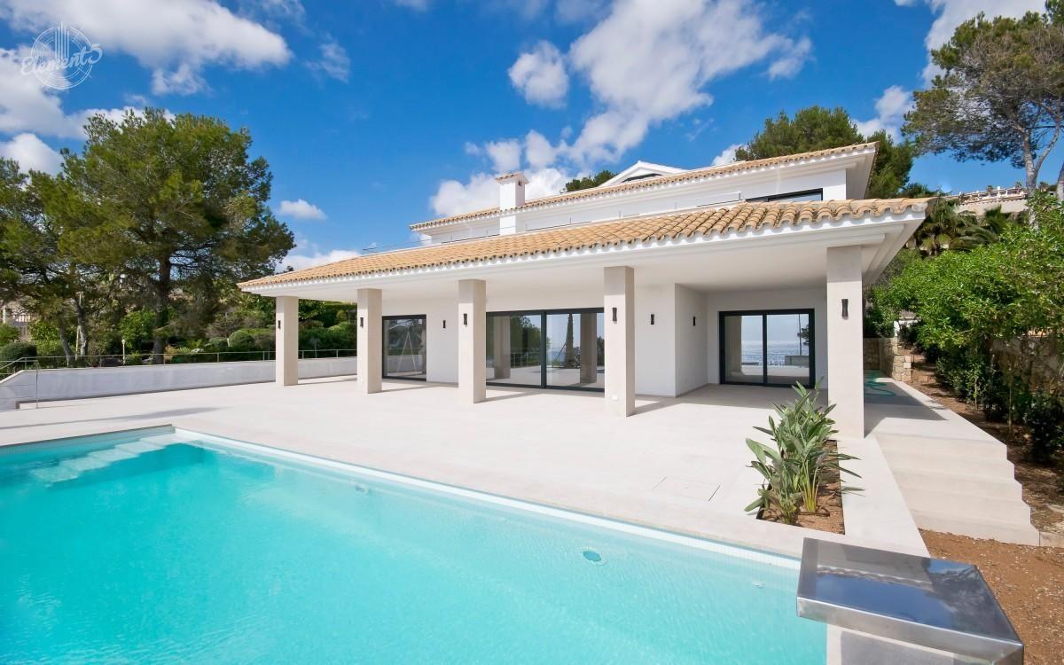 Apm Mallorca fantastic villa with sea view in santa ponsa element5 mallorca